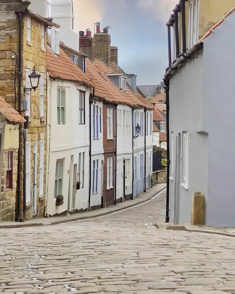 Whitby-Cobbles