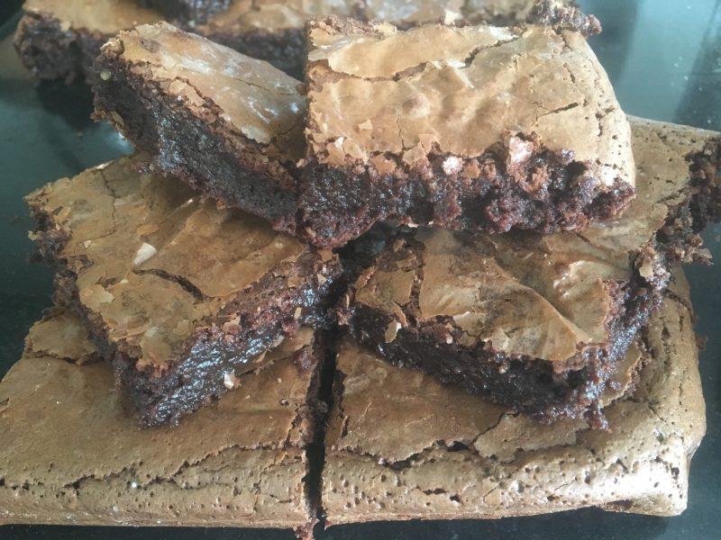 Brownie slabs